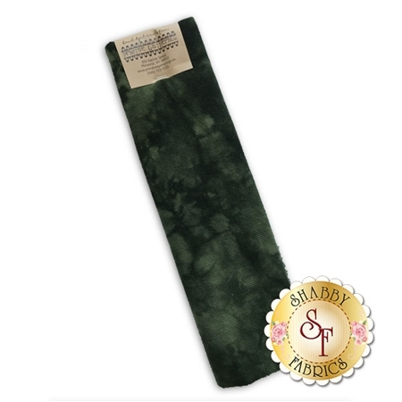 Hand Dyed Wool PRI 5024 Holly Solid by Primitive Gatherings for Moda Fabrics