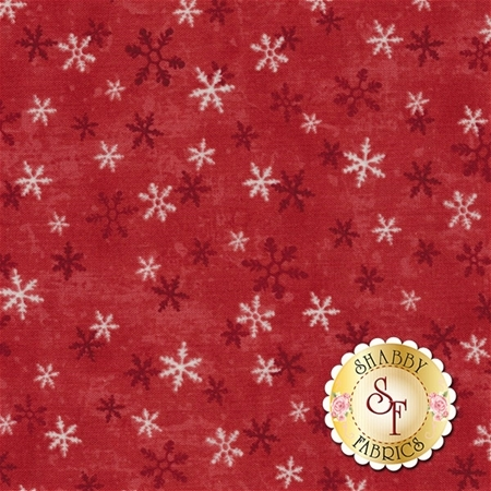 Home For The Holidays 25940-RED1 by Paul Brent for Red Rooster Fabrics
