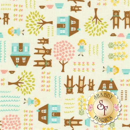 Home Sweet Home 20572-11 by Moda Fabrics