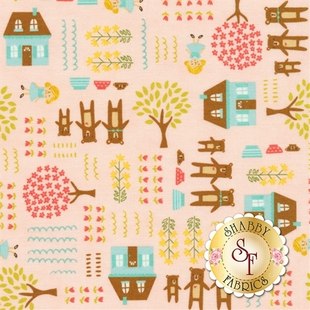 Home Sweet Home 20572-12 by Moda Fabrics
