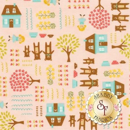 Home Sweet Home 20572-12 by Moda Fabrics