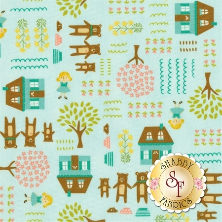 Home Sweet Home 20572-15 by Moda Fabrics