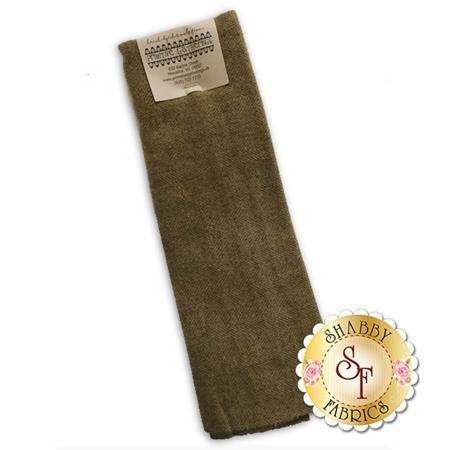 Hand Dyed Wool PRI 5013 Honeycomb Herringbone by Primitive Gatherings for Moda Fabrics