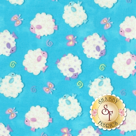 Hop To It! 6859-11 by Henry Glass Fabrics