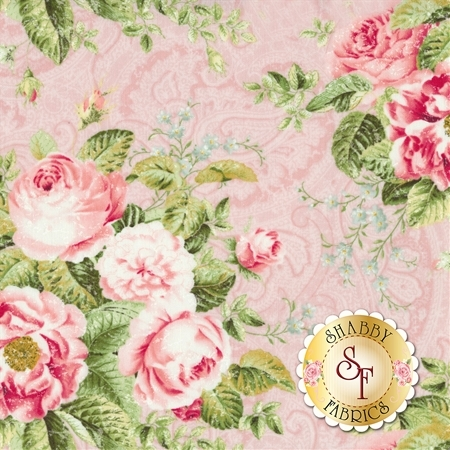 Hopelessly Romantic 21811-21 by Northcott Fabrics