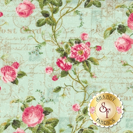 Hopelessly Romantic 21812-63 by Northcott Fabrics
