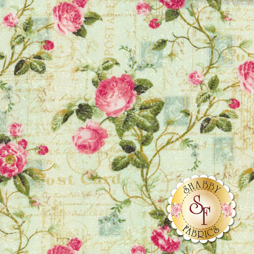 Hopelessly Romantic 21812-71 by Northcott Fabrics