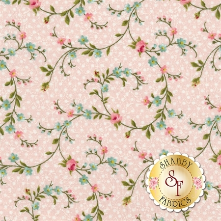 Hopelessly Romantic 21814-21 by Northcott Fabrics