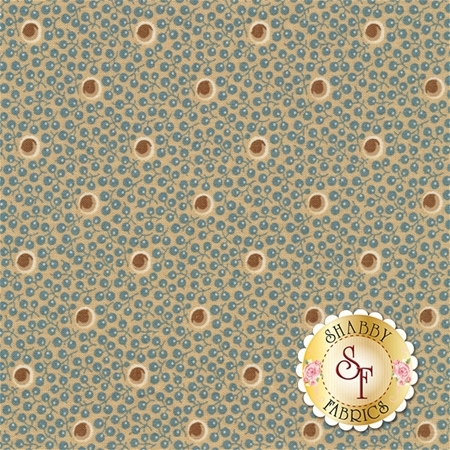 Hope's Journey 31536-21 Robins Egg by Betsy Chutchian for Moda Fabrics