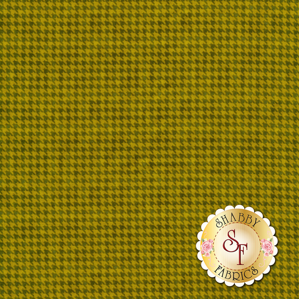 Houndstooth Basics 8624-67 by Henry Glass Fabrics | Shabby Fabrics