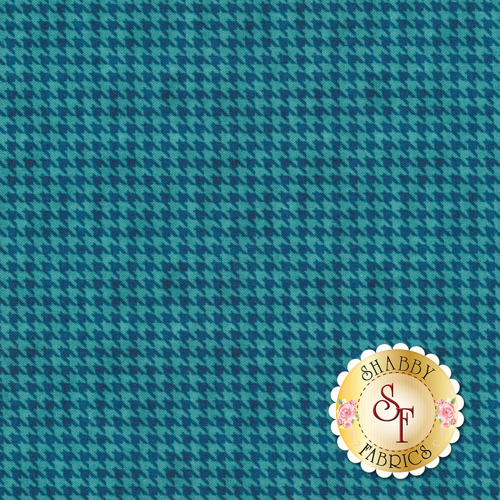 Houndstooth Basics 8624-77 by Leanne Anderson for Henry Glass Fabrics- REM