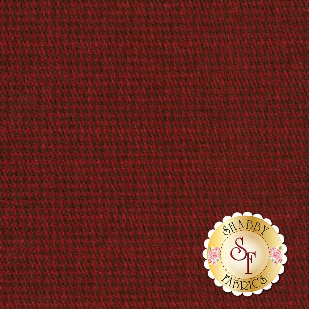Houndstooth Basics 8624-88 by Henry Glass Fabrics   Shabby Fabrics
