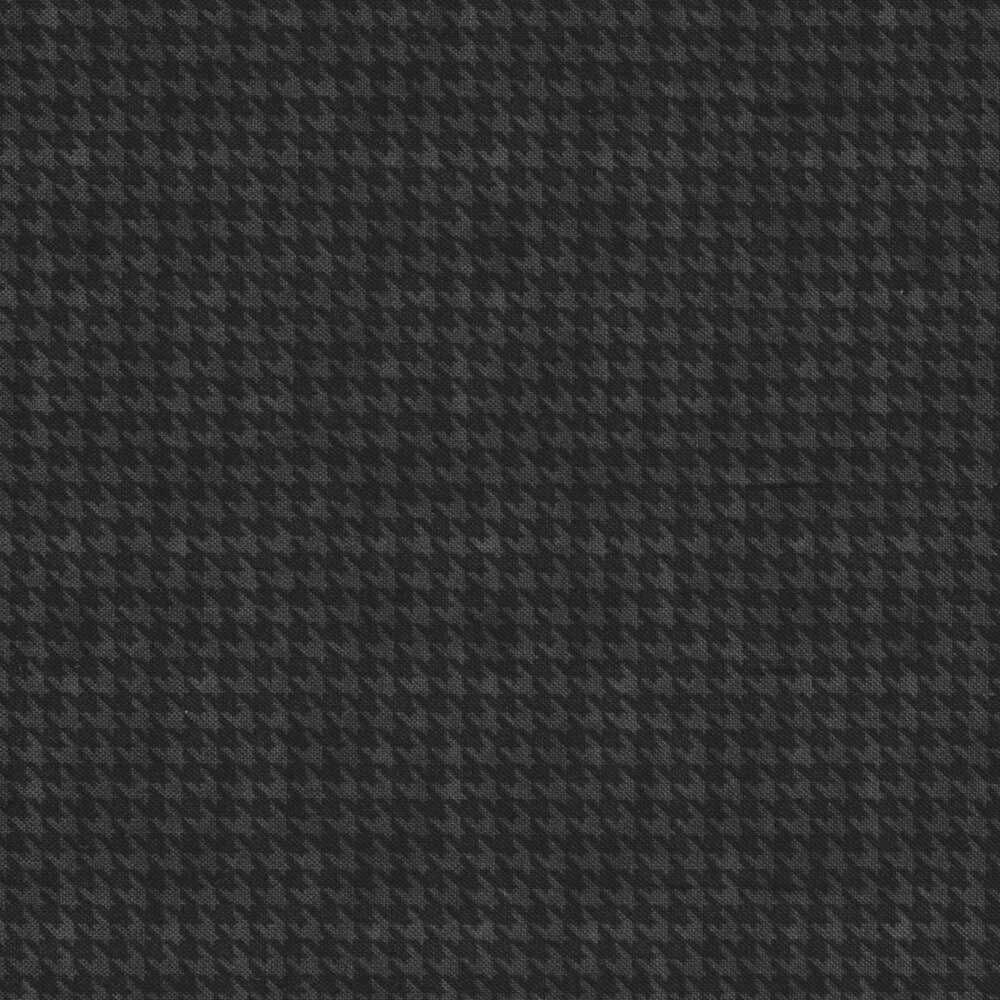 Houndstooth Basics 8624-99 by Leanne Anderson for Henry Glass Fabrics