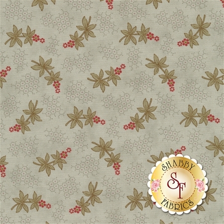 Hyde Park 2764-13 Pond by Blackbird Designs for Moda Fabrics REM
