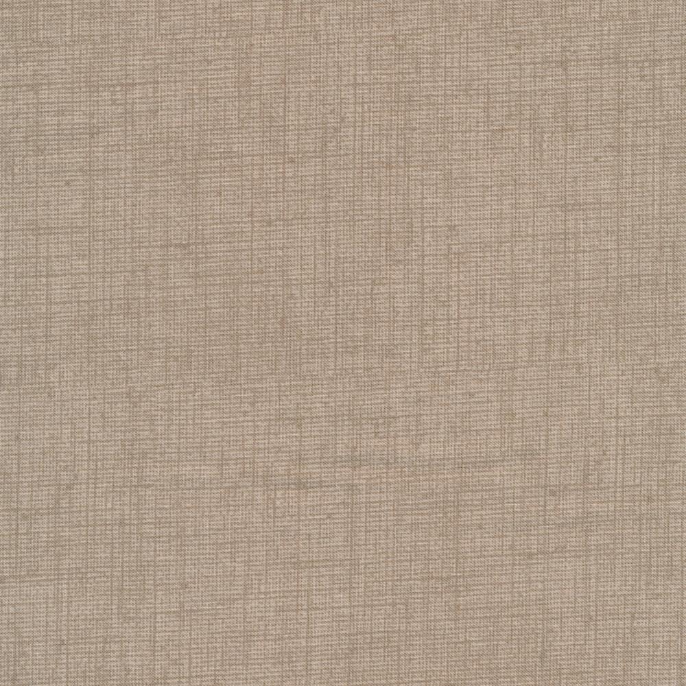 Khaki linen textured fabric   Shabby Fabrics