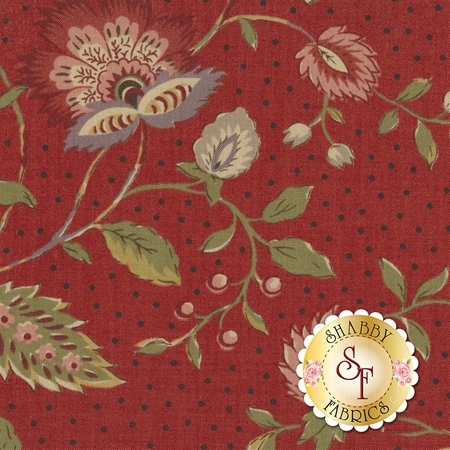 Jardin de Versailles 13810-11 by French General for Moda Fabrics