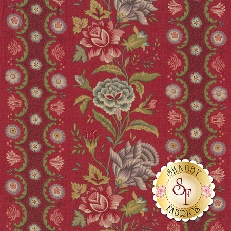 Jardin de Versailles 13811-11 by French General for Moda Fabrics