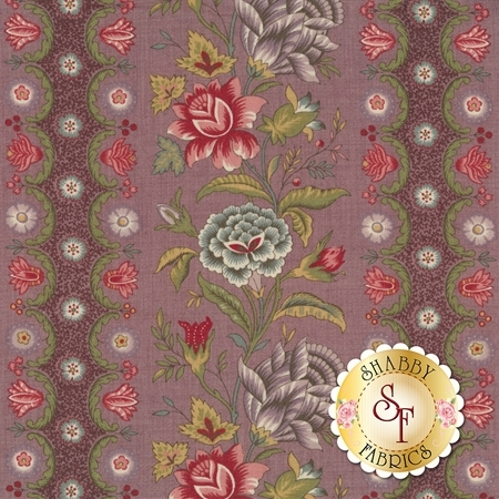 Jardin de Versailles 13811-13 by French General for Moda Fabrics