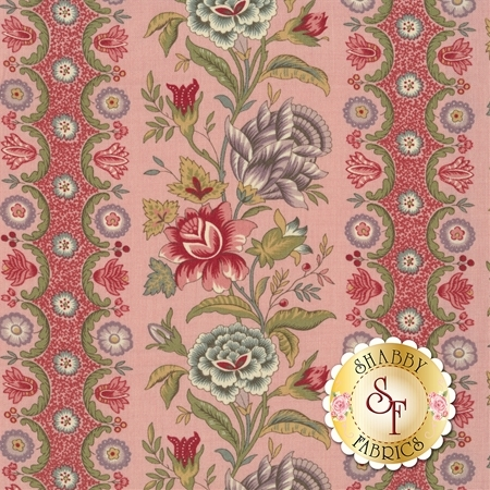 Jardin de Versailles 13811-15 by French General for Moda Fabrics