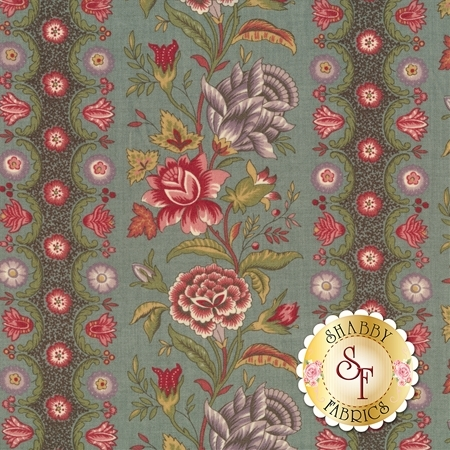 Jardin de Versailles 13811-16 by French General for Moda Fabrics