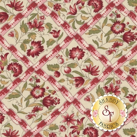 Jardin de Versailles 13812-12 by French General for Moda Fabrics