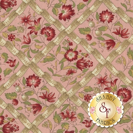 Jardin de Versailles 13812-16 by French General for Moda Fabrics