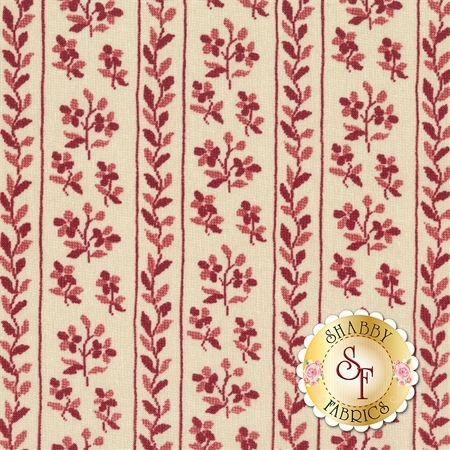 Jardin de Versailles 13813-13 by French General for Moda Fabrics
