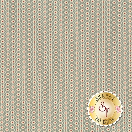 Jardin de Versailles 13818-16 by French General for Moda Fabrics