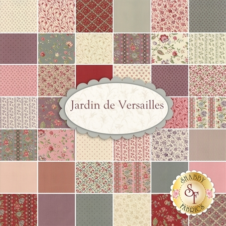 Jardin de Versailles  Yardage by French General for Moda Fabrics