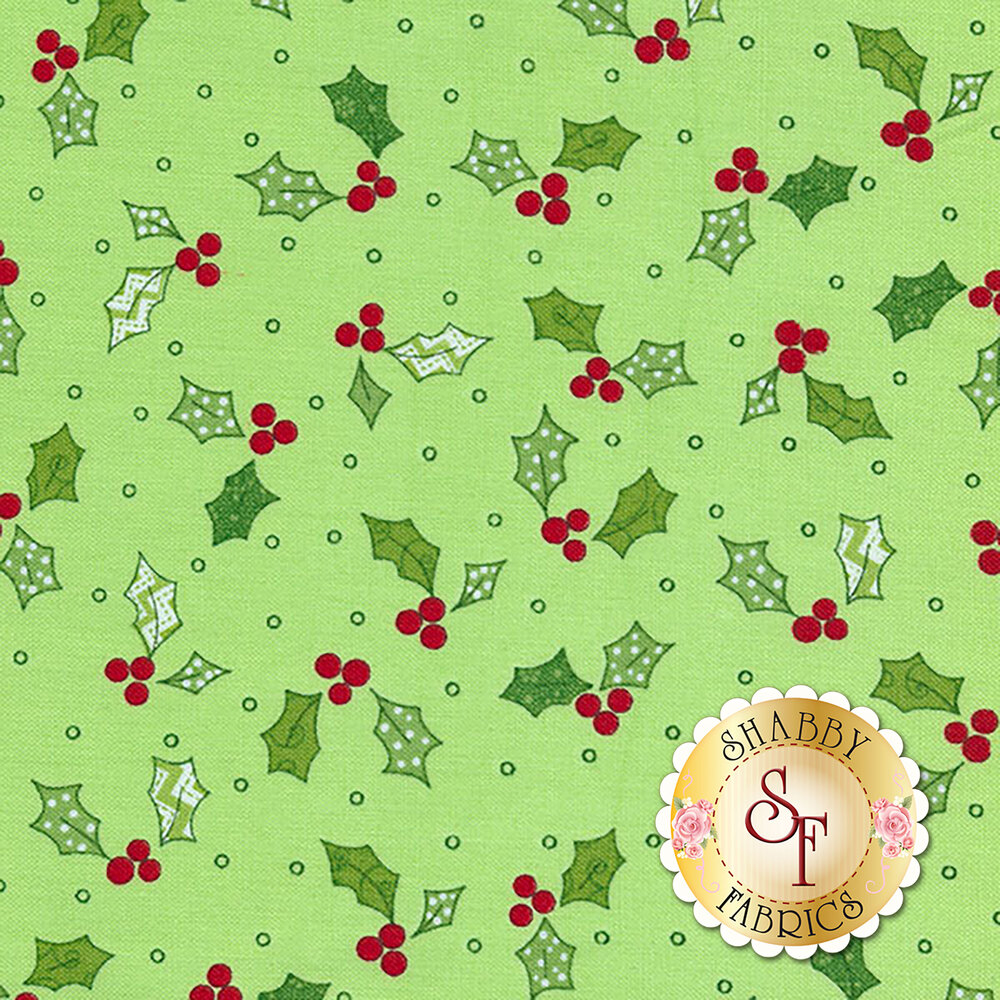 Jingle All The Way 8248-G by Kim Christopherson for Maywood Studio Fabrics
