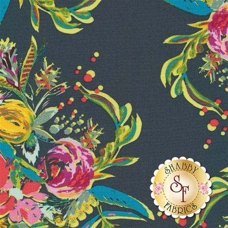 Joie De Vivre JOI-89130 by Bari J. for Art Gallery Fabrics
