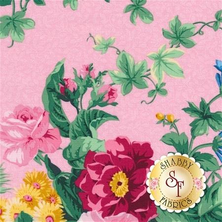 Julia's Garden 21607-21 by Northcott Fabrics