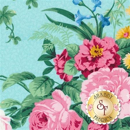Julia's Garden 21607-41 by Deborah Edwards for Northcott Fabrics