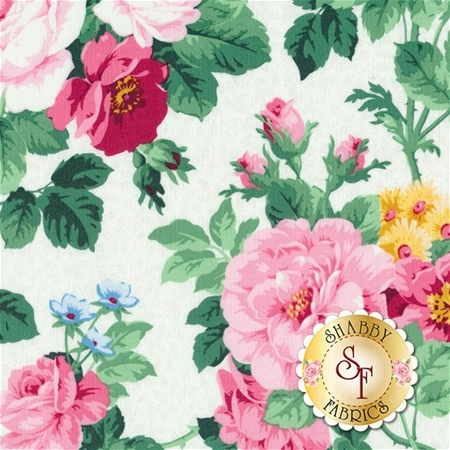Julia's Garden 21608-10 by Deborah Edwards for Northcott Fabrics