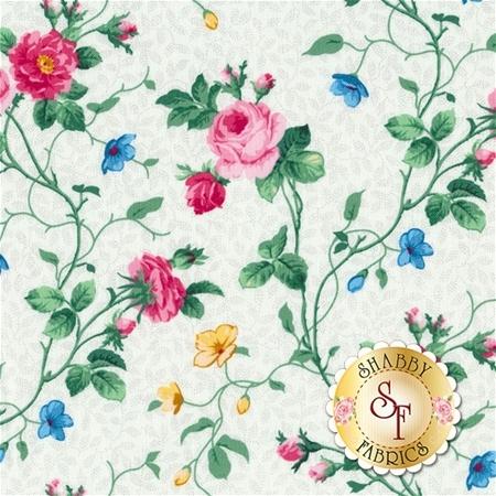 Julia's Garden 21609-10 by Deborah Edwards for Northcott Fabrics