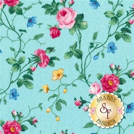 Julia's Garden 21609-41 by Deborah Edwards for Northcott Fabrics