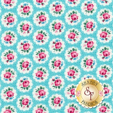 Julia's Garden 21610-41 by Northcott Fabrics