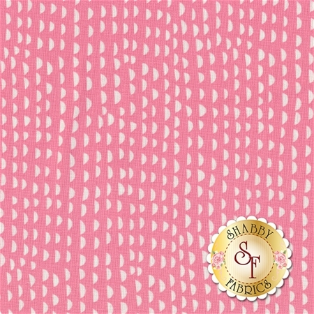 Just Another Walk In The Woods 20525-13 Pink by Stacy Iest Hsu for Moda Fabrics