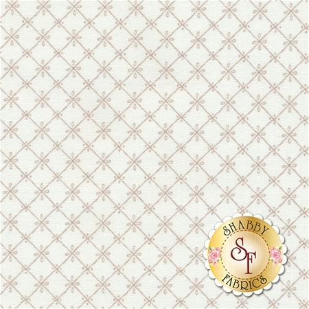 Just Another Walk In The Woods 20527-11 Cream by Stacy Iest Hsu for Moda Fabrics