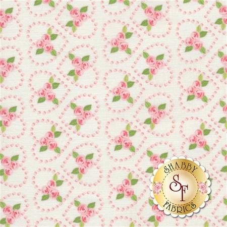 Kewpie Love C5823-CREAM by Riley Blake Designs