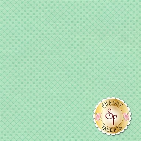 Kisses C210-SWEETMINT by Riley Blake Designs