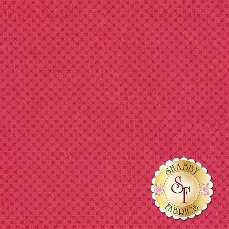 Kisses C210-RASPBERRY by Riley Blake Designs