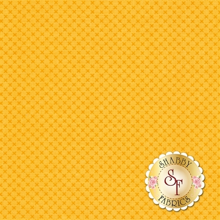 Kisses C210-YELLOW by Riley Blake Designs