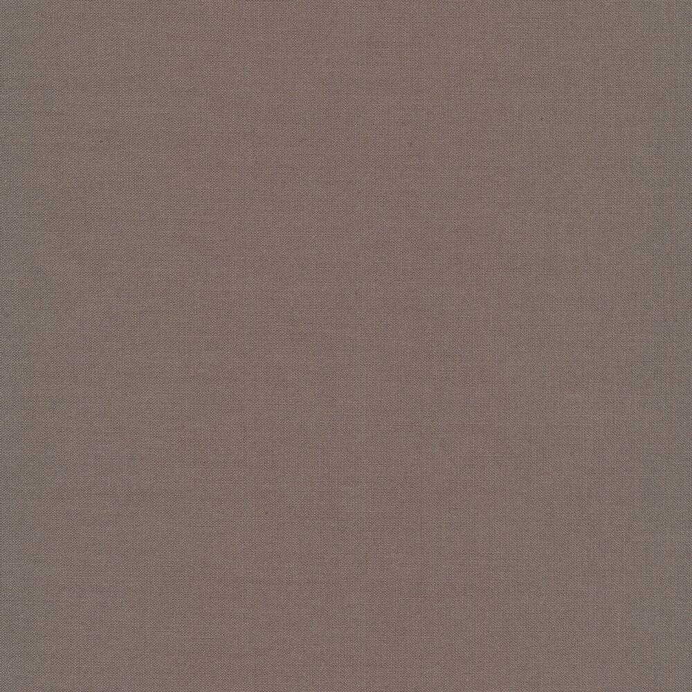 Kona Cotton Solids K001-091 Steel by Robert Kaufman Fabrics | Shabby Fabrics