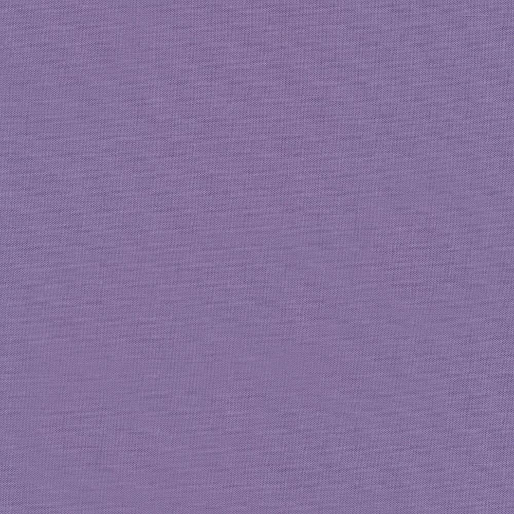 Kona Cotton Solids K001-1003 Amethyst by Robert Kaufman Fabrics