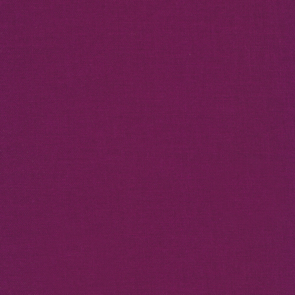 Kona Cotton Solids K001-1016 Berry by Robert Kaufman Fabrics