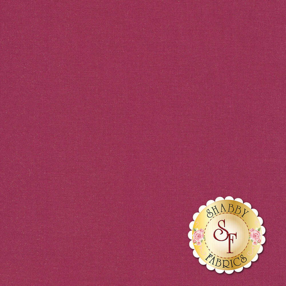 Kona Cotton Solids K001-1066 Cerise by Robert Kaufman Fabrics