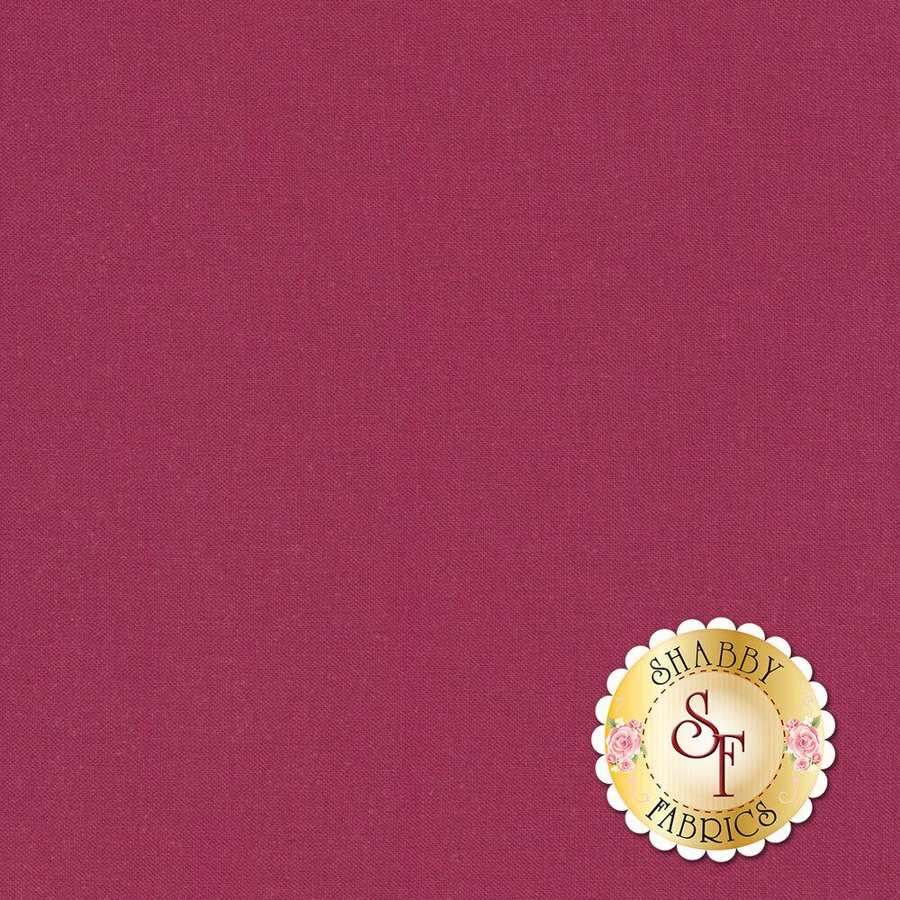 Kona Cotton Solids K001-1066 Cerise by Robert Kaufman Fabrics