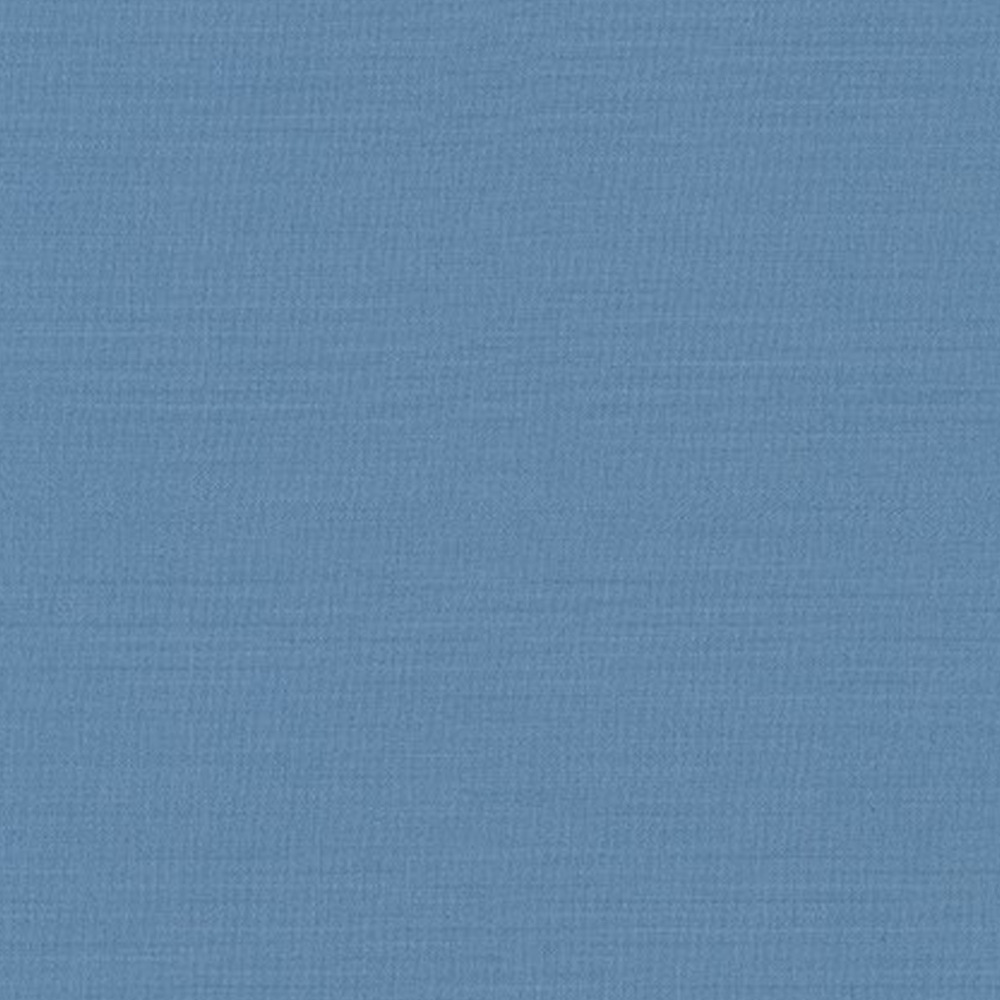 Kona Cotton Solids K001-1123 Dresden Blue by Robert Kaufman Fabrics | Shabby Fabrics
