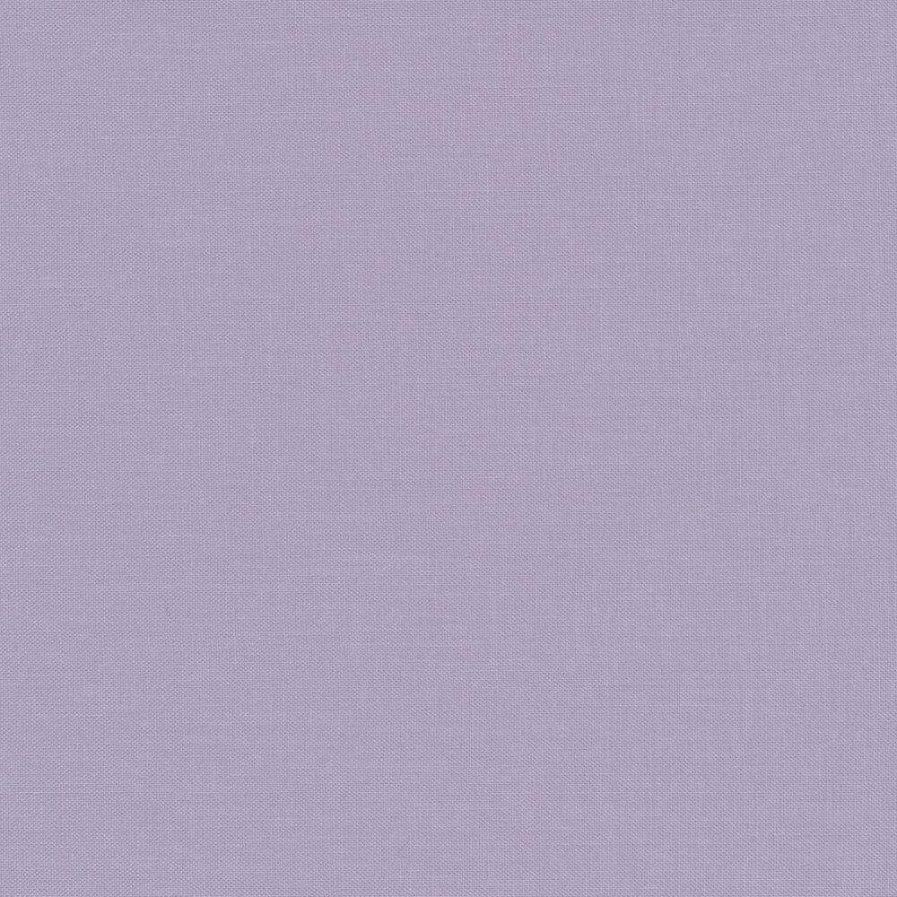 Kona Cotton Solids K001-1189 Lavender by Robert Kaufman Fabrics